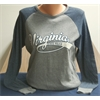 T-Shirt - Baseball Tee-Small