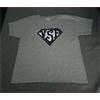Kids - Superman T-Shirt Grey-Small