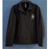 Jacket  - Mens Softshell & Black-Medium
