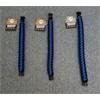 "Bracelet - Thin Blue Line -8"""